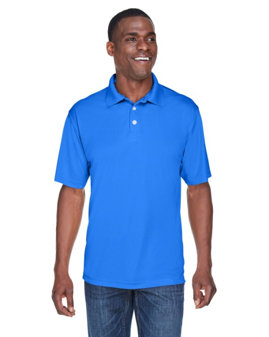 Picture of UltraClub 8425 Men's Cool & Dry Sport Performance Interlock Polo