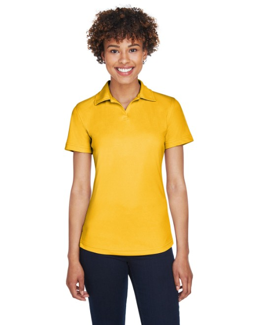 Picture of UltraClub 8425L Womens Cool & Dry Sport Performance Interlock Polo