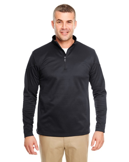 Picture of UltraClub 8440 Adult Cool & Dry Sport Quarter-Zip Pullover Fleece