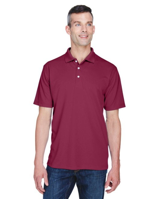 Picture of UltraClub 8445 Men's Cool & Dry Stain-Release Performance Polo