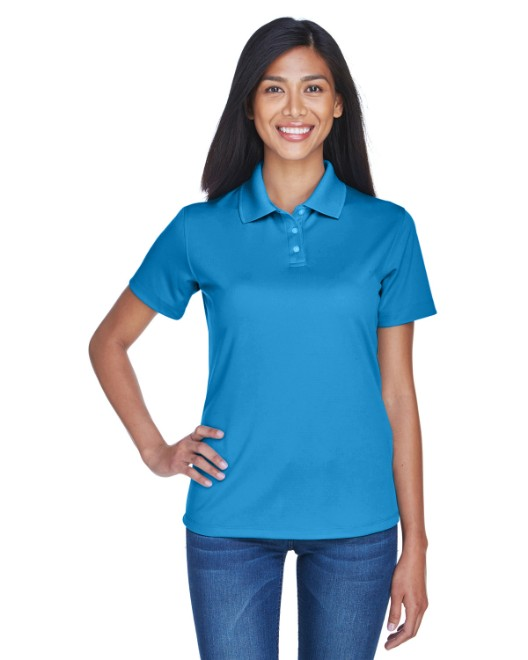 Picture of UltraClub 8445L Womens Cool & Dry Stain-Release Performance Polo