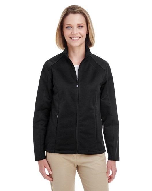 Picture of UltraClub 8477L Womens Soft Shell Jacket