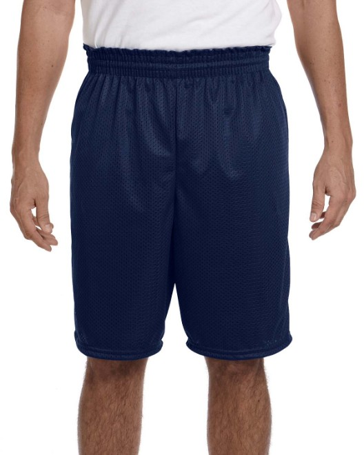 """Picture of Augusta Sportswear 848 Adult Tricot Mesh/Tricot-Lined 9"""""""" Short"""