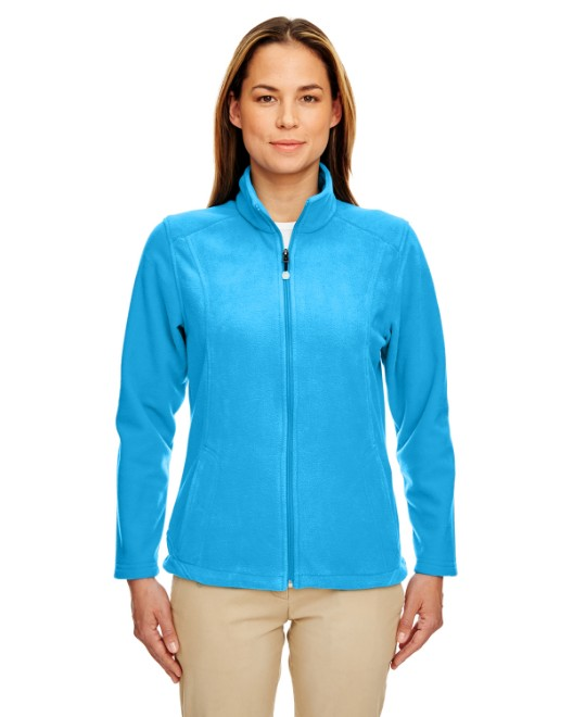 Picture of UltraClub 8498 Womens Microfleece Full-Zip Jacket