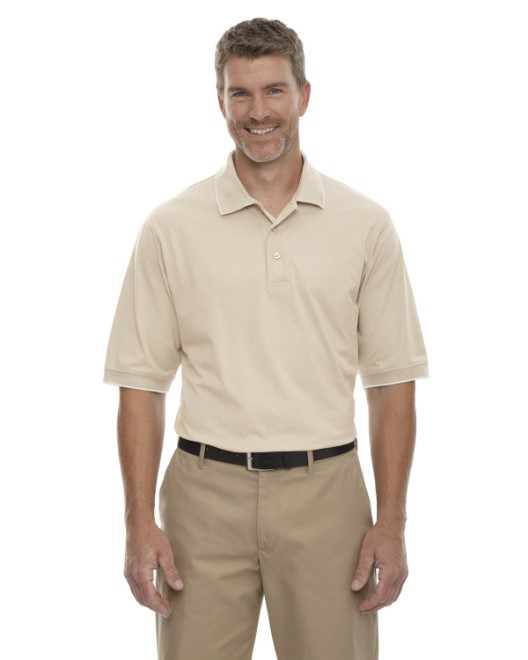 Picture of Ash City - Extreme 85032 Men's Cotton Jersey Polo