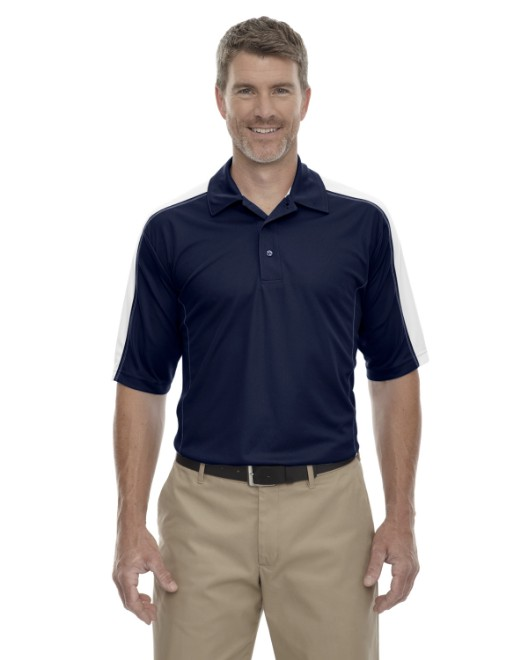 Picture of Ash City - Extreme 85089 Men's Eperformance Pique Colorblock Polo
