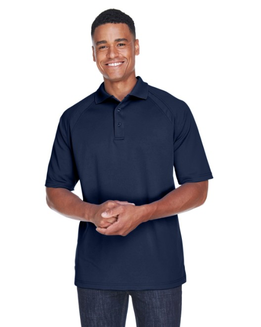 Picture of Ash City - Extreme 85093 Men's Eperformance Ottoman Textured Polo