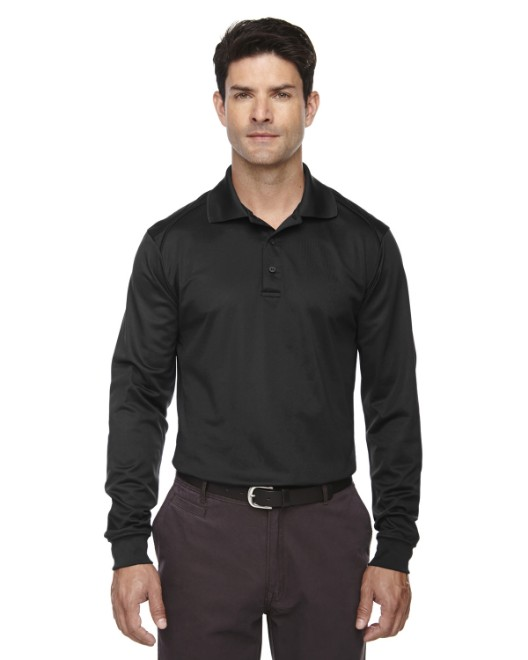 Picture of Ash City - Extreme 85111T Men's Tall Eperformance Snag Protection Long-Sleeve Polo