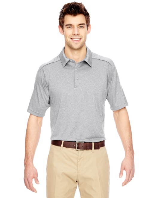 Picture of Ash City - Extreme 85117 Men's Eperformance Fluid Melange Polo