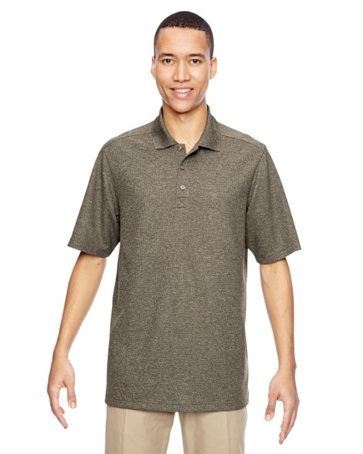 Picture of Ash City - North End 85121 Men's Excursion Nomad Performance Waffle Polo