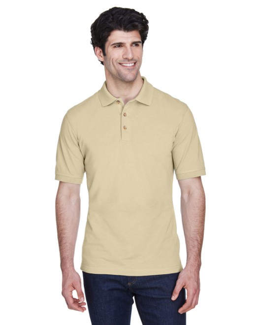 Picture of UltraClub 8535 Men's Classic Pique Polo