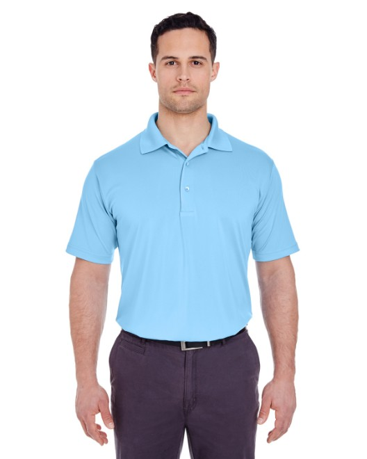Picture of UltraClub 8610 Men's Cool & Dry 8-Star Elite Performance Interlock Polo