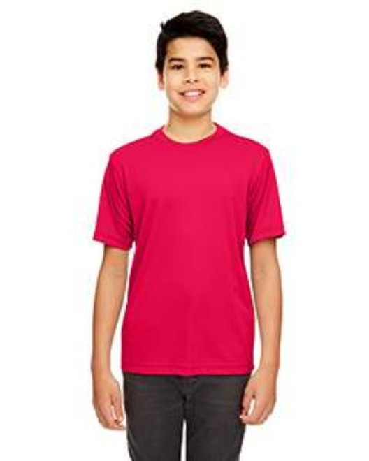 Picture of UltraClub 8620Y Youth Cool & Dry Basic Performance T-Shirt