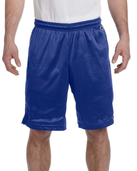 Picture of Champion 8731 Adult 3.7 oz. Mesh Short