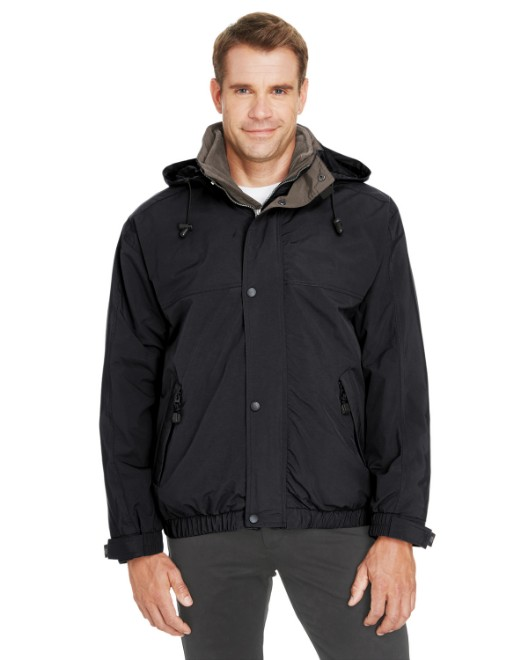 Picture of Ash City - North End 88009 Adult 3-in-1 Bomber Jacket