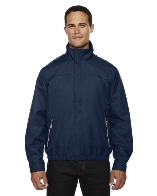 Picture of Ash City - North End 88103 Men's Bomber Micro Twill Jacket
