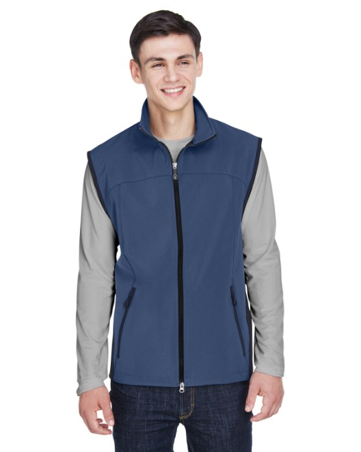 Picture of Ash City - North End 88127 Men's Three-Layer Light Bonded Performance Soft Shell Vest