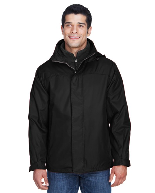 Picture of Ash City - North End 88130 Adult 3-in-1 Jacket