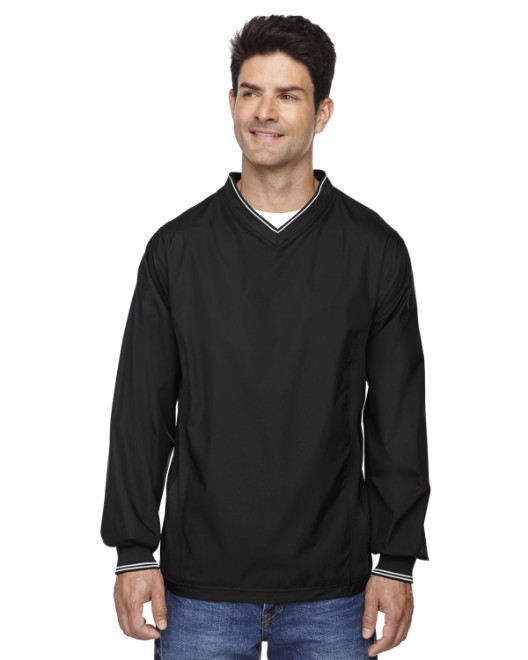 Picture of Ash City - North End 88132 Adult V-Neck Unlined Wind Shirt