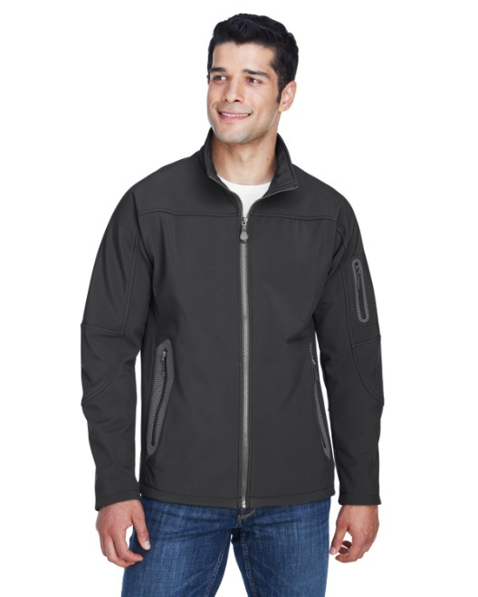 Picture of Ash City - North End 88138 Men's Three-Layer Fleece Bonded Soft Shell Technical Jacket