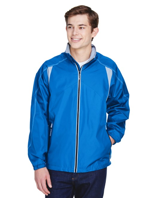 Picture of Ash City - North End 88155 Men's Endurance Lightweight Colorblock Jacket