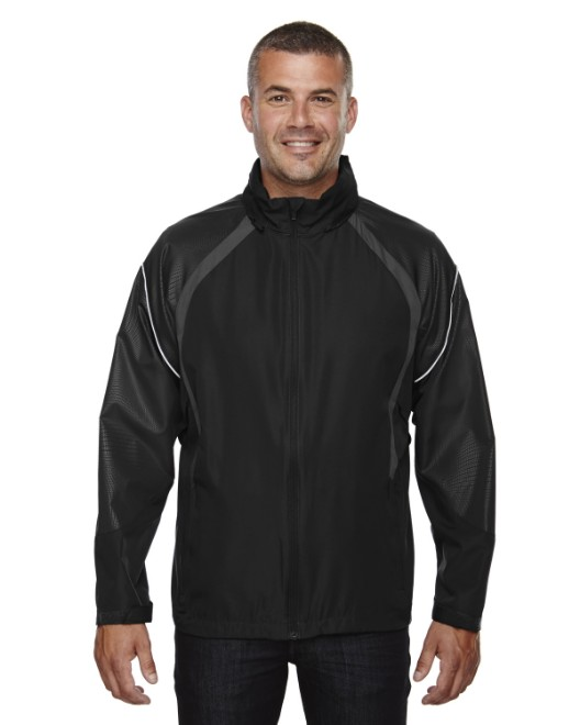 Picture of Ash City - North End 88168 Men's Sirius Lightweight Jacket with Embossed Print