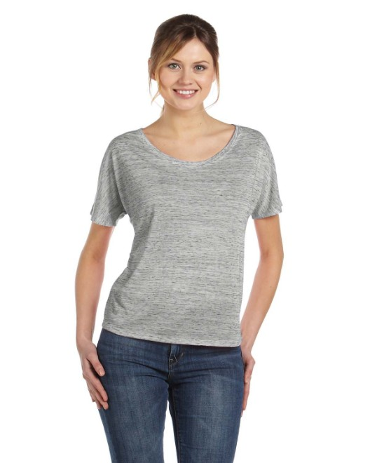 Picture of Bella + Canvas 8816 Womens Slouchy T-Shirt