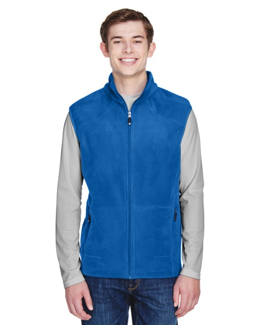 Picture of Ash City - North End 88173 Men's Voyage Fleece Vest