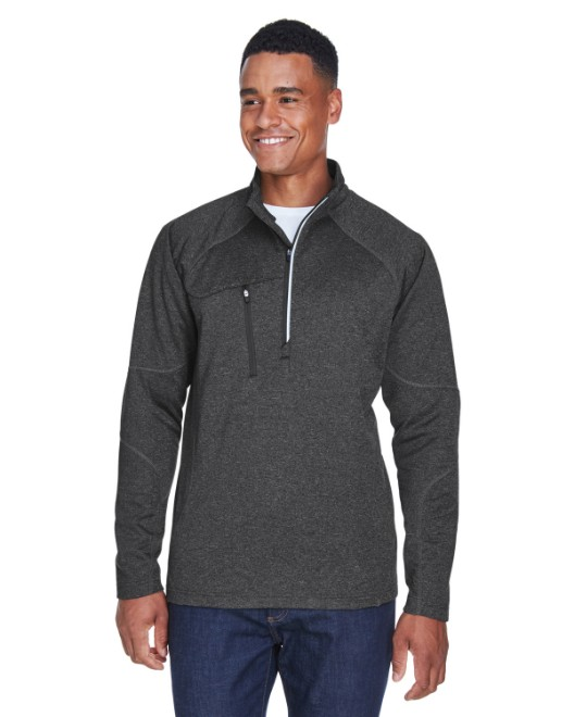 Picture of Ash City - North End 88175 Adult Catalyst Performance Fleece Quarter-Zip