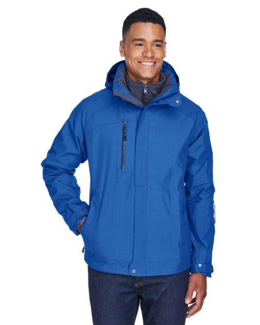 Picture of Ash City - North End 88178 Men's Caprice 3-in-1 Jacket with Soft Shell Liner