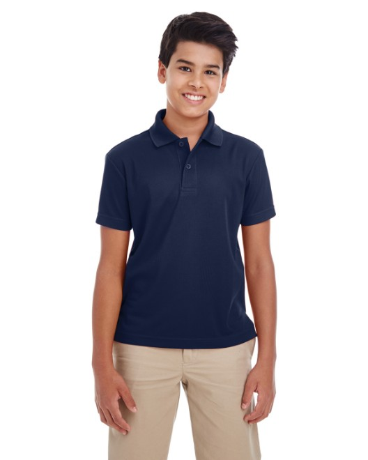 Picture of Ash City - Core 365 88181Y Youth Origin Performance Pique Polo