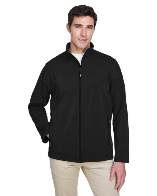Picture of Ash City - Core 365 88184 Men's Cruise Two-Layer Fleece Bonded Soft Shell Jacket