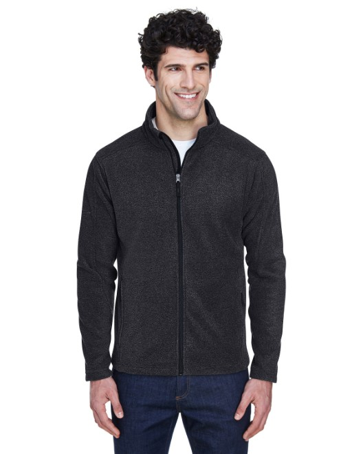 Picture of Ash City - Core 365 88190 Men's Journey Fleece Jacket