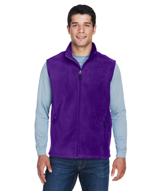 Picture of Ash City - Core 365 88191 Men's Journey Fleece Vest