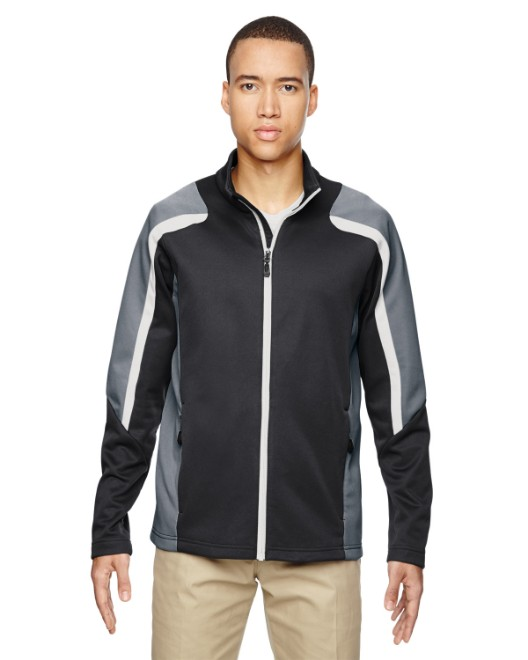 Picture of Ash City - North End 88201 Men's Strike Colorblock Fleece Jacket