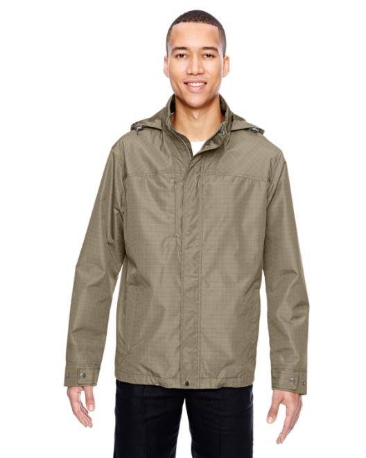 Picture of Ash City - North End 88216 Men's Excursion Transcon Lightweight Jacket with Pattern