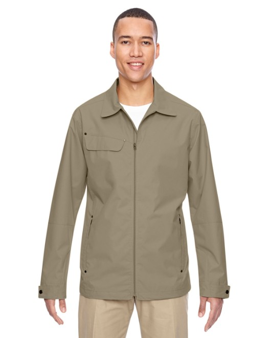 Picture of Ash City - North End 88218 Men's Excursion Ambassador Lightweight Jacket with Fold Down Collar