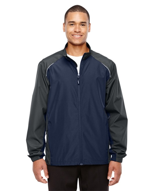Picture of Ash City - Core 365 88223 Men's Stratus Colorblock Lightweight Jacket