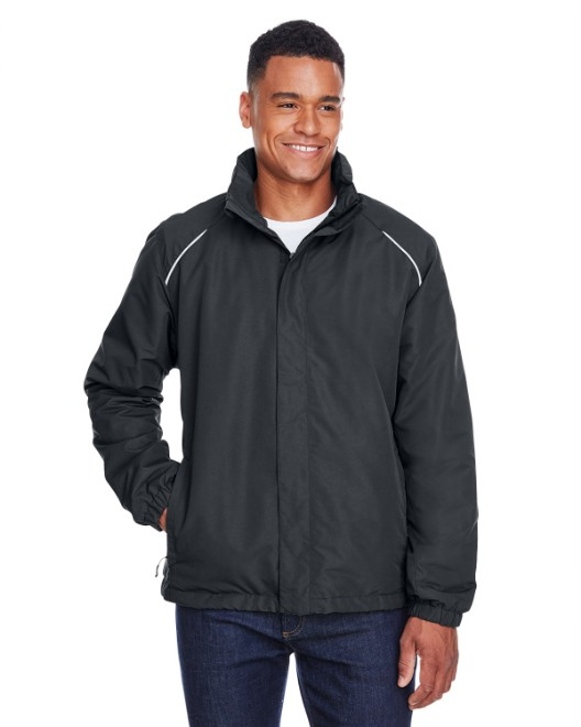 Picture of Ash City - Core 365 88224 Men's Profile Fleece-Lined All-Season Jacket
