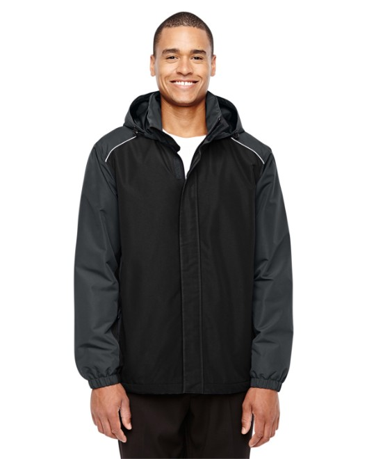 Picture of Ash City - Core 365 88225 Men's Inspire Colorblock All-Season Jacket