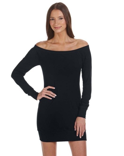 Picture of Bella + Canvas 8822 Womens Lightweight Sweater Dress