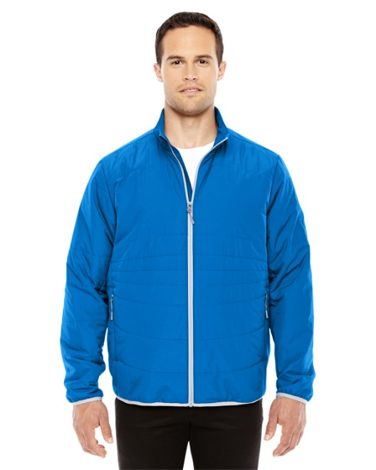Picture of Ash City - North End 88231 Men's Resolve Interactive Insulated Packable Jacket