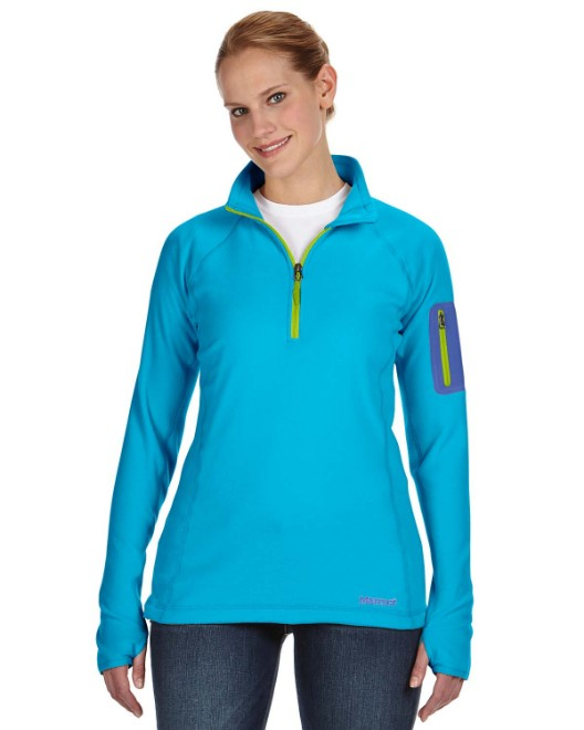 Picture of Marmot 88250 Womens Flashpoint Half-Zip