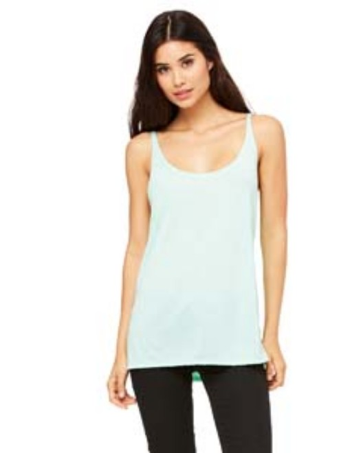 Picture of Bella + Canvas 8838 Womens Slouchy Tank