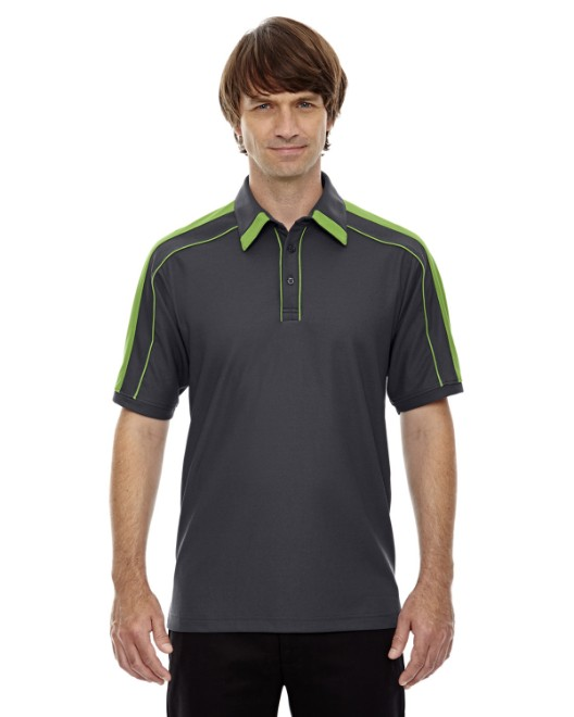 Picture of Ash City - North End 88648 Men's Sonic Performance Polyester Pique Polo