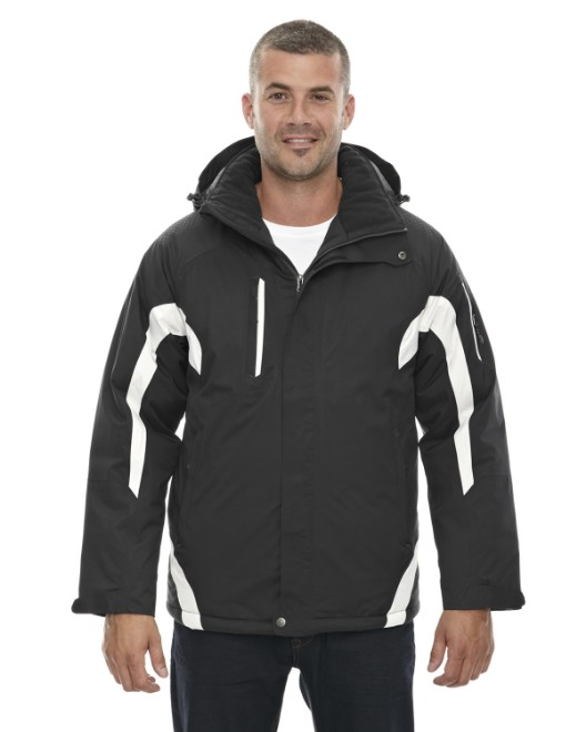 Picture of Ash City - North End 88664 Men's Apex Seam-Sealed Insulated Jacket