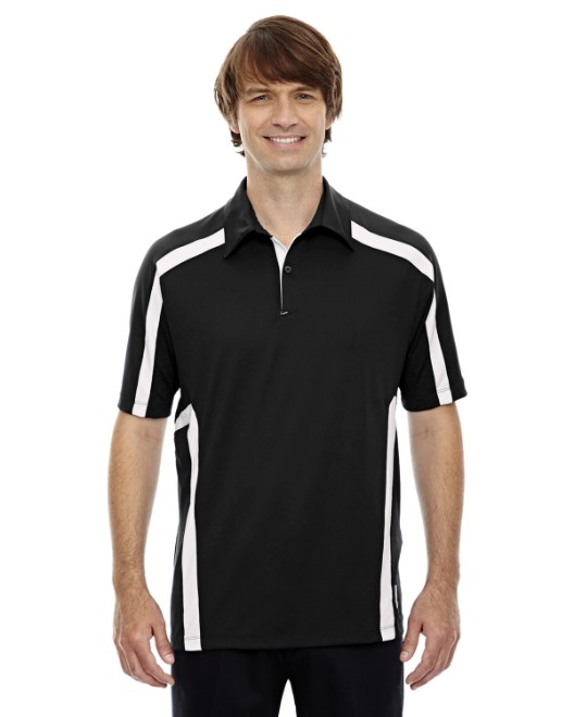 Picture of Ash City - North End 88667 Men's Accelerate UTK cool?logik Performance Polo