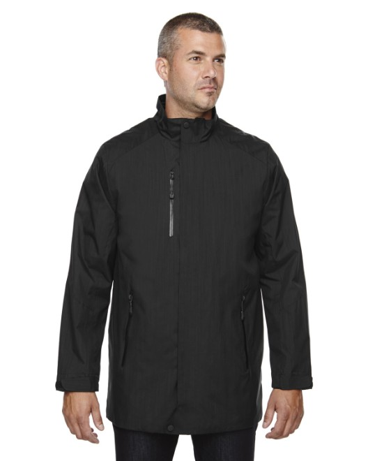 Picture of Ash City - North End 88670 Men's Metropolitan Lightweight City Length Jacket