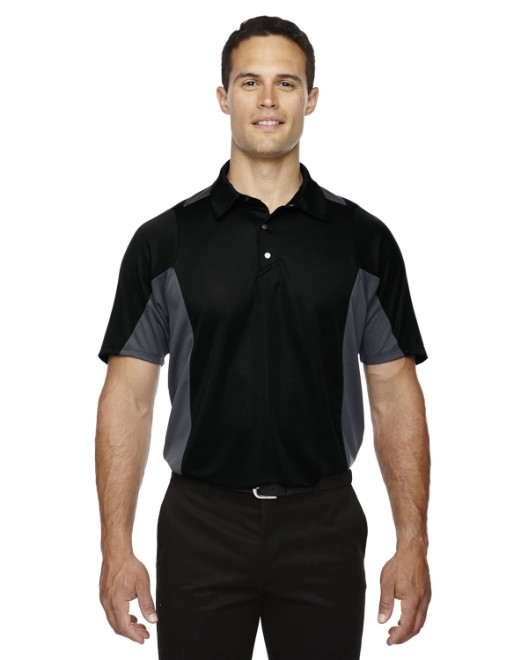 Picture of Ash City - North End 88683 Men's Rotate UTK cool?logik Quick Dry Performance Polo