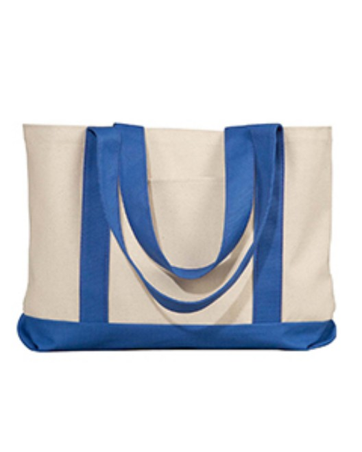 Picture of Liberty Bags 8869 Leeward Canvas Tote